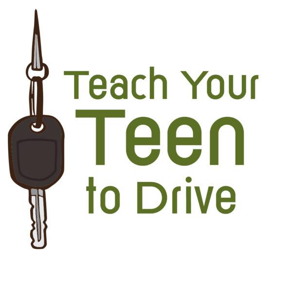 Teach your teen to drive!