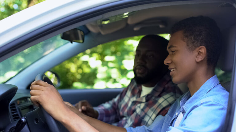 Tips to keep your cool while teaching your teen to drive