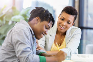 What is a parent-teen driving contract?